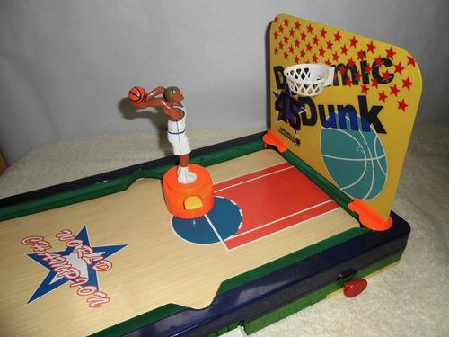 juguete 5 en 1 pool basket futbol hockey