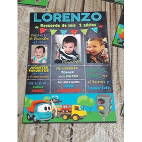 32 Leo 7x10cm Pequeño Pizarra Tipo Camion Iman Mi Foto wuZiXPOkT