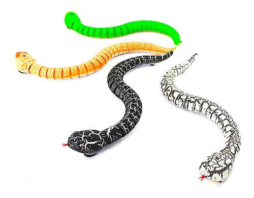 juguete a radio control snaker magnific serpiente frecuencia