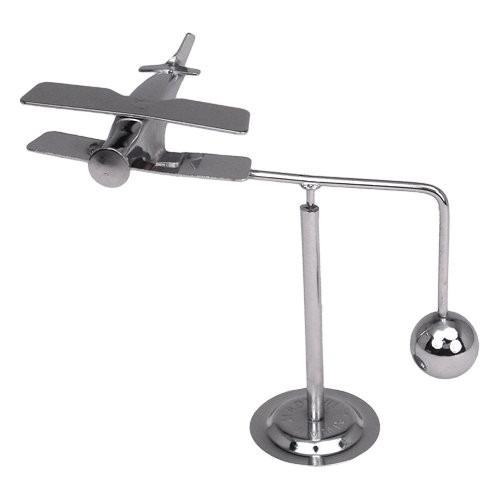 juguete accesorio de oficina antiestres movil el aeroplano