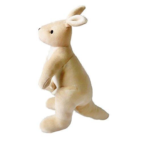 juguete adultos algodón orgánico cartón encantador canguro