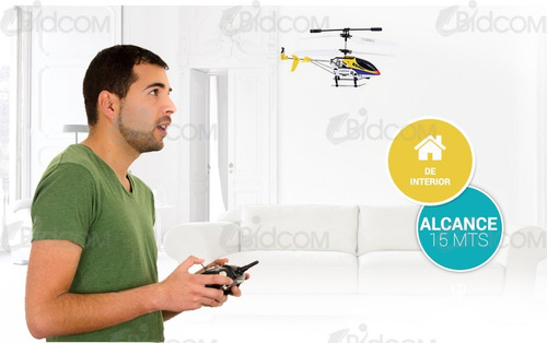 juguete aeromodelismo helicoptero