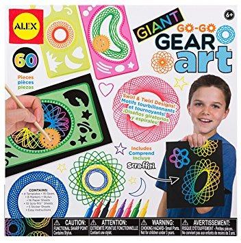 juguete alex toys estudio del artista gigante go go gear ar