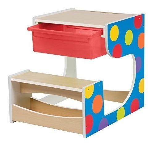 Juguete Manualidades De Pupitre Alex Niños Para Toys FKTlcJ1