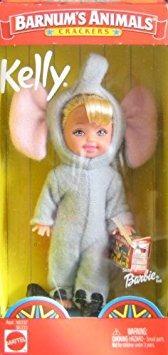 juguete animales galletas kelly muñeca de barbie elefante b