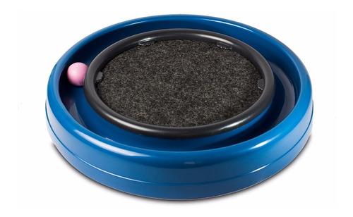 juguete antiestress rascador rueda para gatos arañador