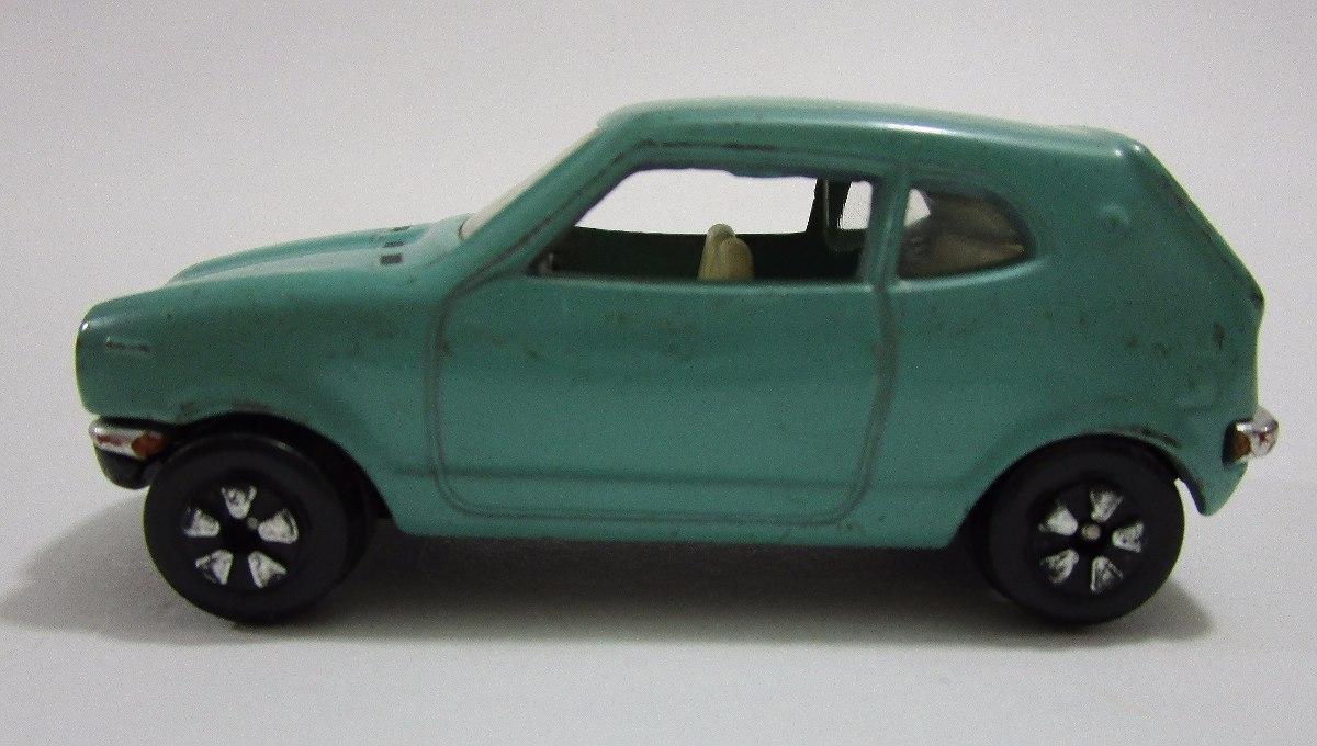 Juguete Antiguo Auto Carro Honda Escala Coleccion Playart 36 900