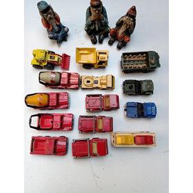 Juguete Antiguo Auto Matchbox 1976