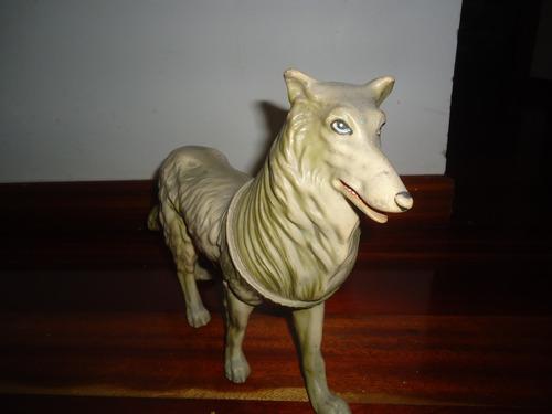 juguete antiguo bartoplas lasie