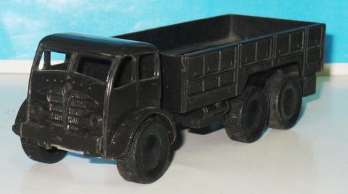 juguete antiguo camion plastico tipo baquelita - ind arg