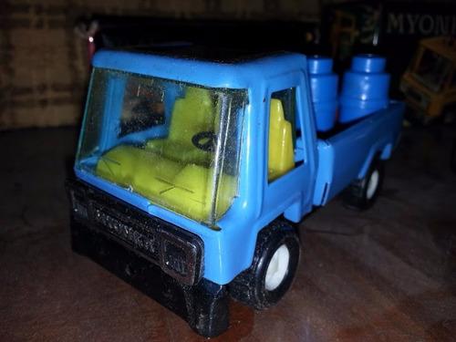 juguete antiguo camiones