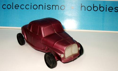 juguete antiguo cupecita ruterito plastico inflado  baltasar