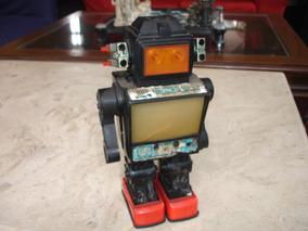 Antiguo Robot 70 80 Años Juguete sBQCdxthr