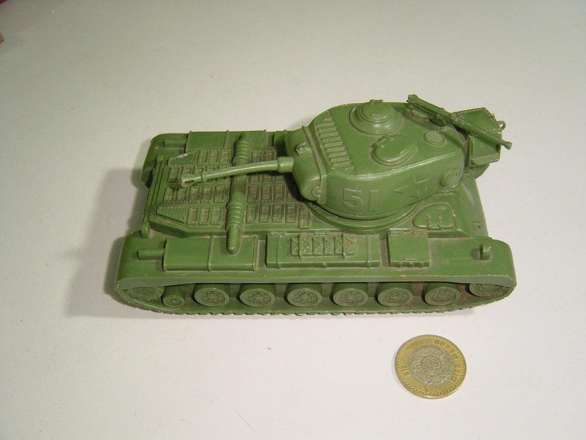 Juguete antiguo tanque de pl stico en mercado libre for Juguetes de plastico