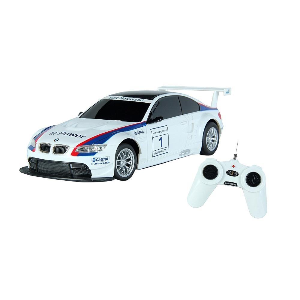 Juguete Auto Control Remoto Rastar Bmw M3 Gt2 1 24 549 00 En