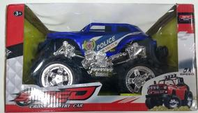 29cmmbf De Juguete Auto Autito Policía Monstruo EWHIY2D9