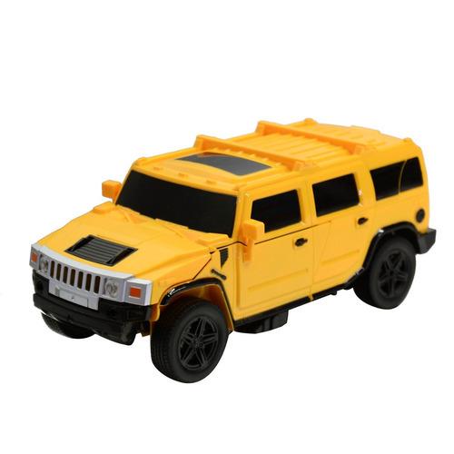 juguete auto transformer electrico control remoto ml 474