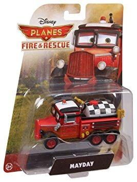juguete aviones de disney fire and rescue mayday vehículo f