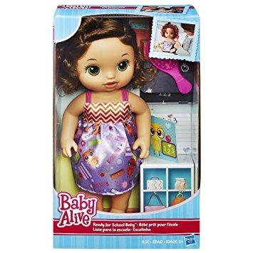 juguete baby alive