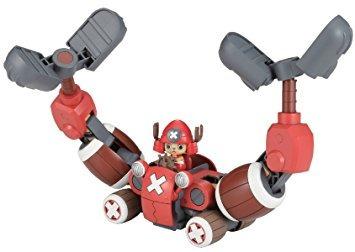 juguete bandai hobby mecha collection #5 chopper robot cran