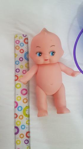 juguete bañera muñequita patito de hule