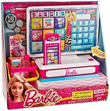 Juguete barbie blinging caja registradora de juguete - Caja registradora juguete ...