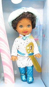 juguete barbie cascanueces kelly tommy como coronel caramel