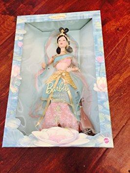 juguete barbie coleccionables