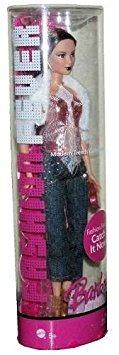 juguete barbie fashion fever tubo de tendencia modern colle