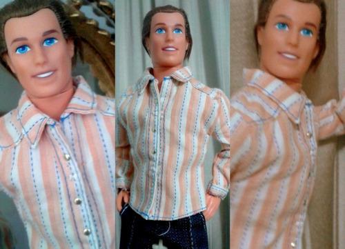 juguete barbie ken cool look