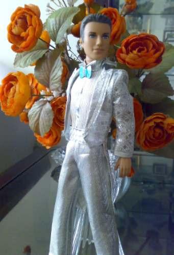 juguete barbie ken jewel secrets traje original