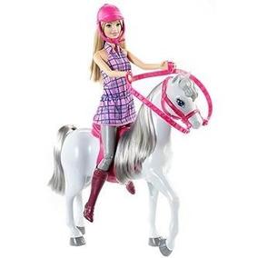 Para Juguete Niña Xtr Barbie Caballo A C Pasea Su Nn8Oy0vmw