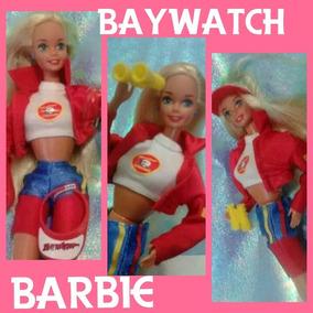 ff1894e26a42 Juguete Barbie Salvavidas Baywatch