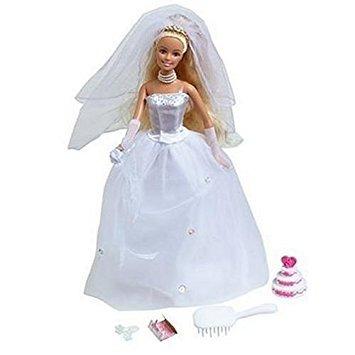juguete barbie siempre novia hermosa muñeca barbie