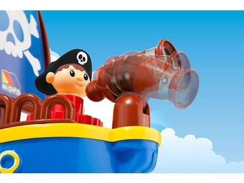 juguete barco pirata gigante bloques lionels babymovil 8002