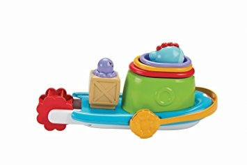 juguete barco tubtime fisher-price stackin '