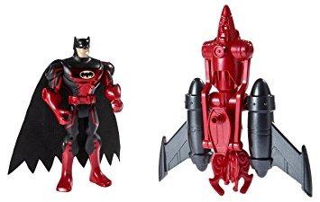 juguete batman the brave and the bold vehículo rocket sigil