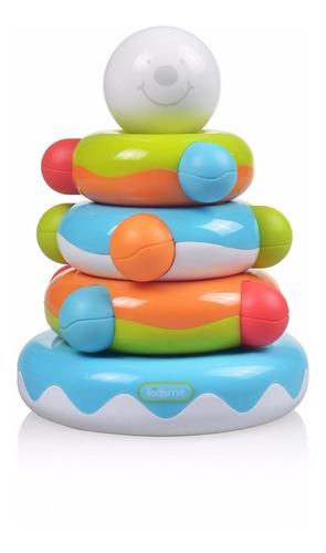 juguete bebé apilable stack and learn kidsme holanda