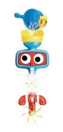 juguete bebe baño cascada de agua delfin o pato o buzo love