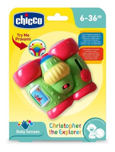 juguete bebe christopher explorador luz sonido chicco 7987