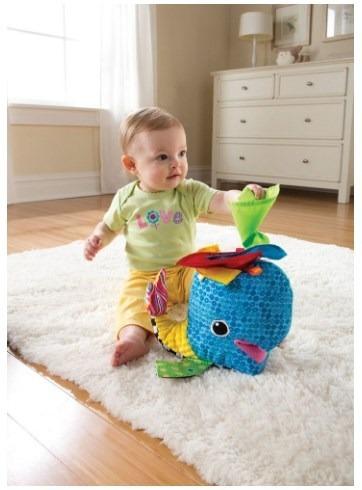 juguete bebe estimulación