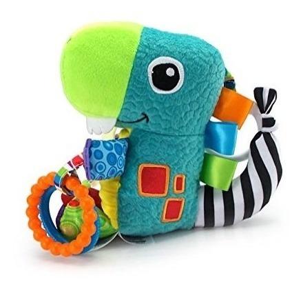 juguete bebe estimulación torin t-rex el tiranosaurio lamaze
