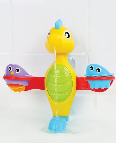 juguete bebe para baño