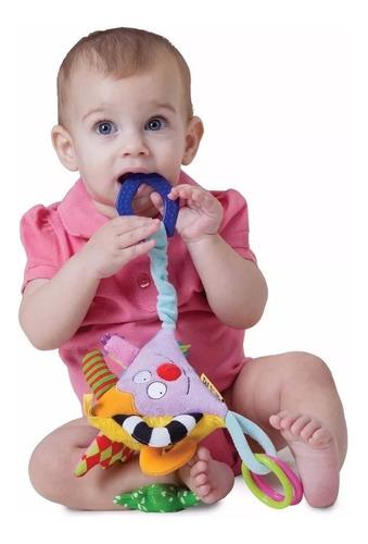 juguete bebe peluche texturas sonajero bebe kooky taf toys