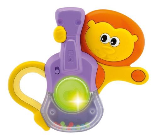 juguete bebe sonajero chicco juego leon musical babymovil