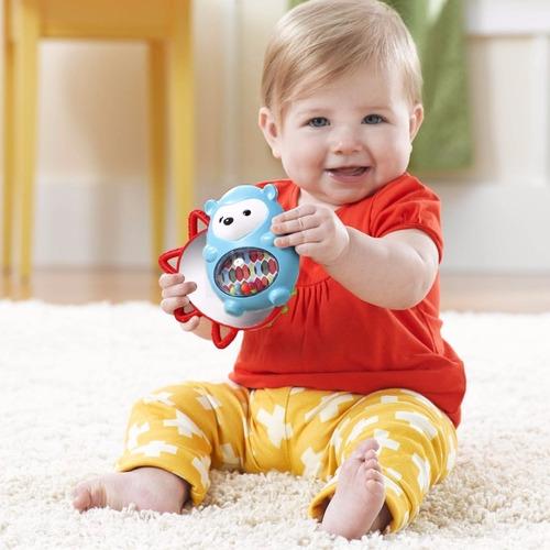 juguete bebé sonajero click clack skip hop
