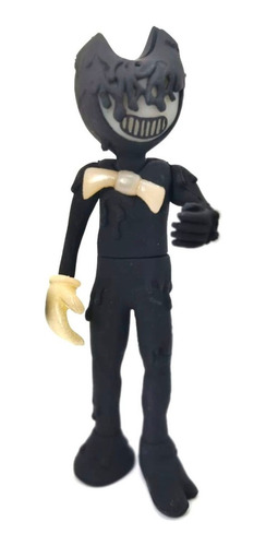 juguete bendy demonio the ink machine figura flaco mono 19cm