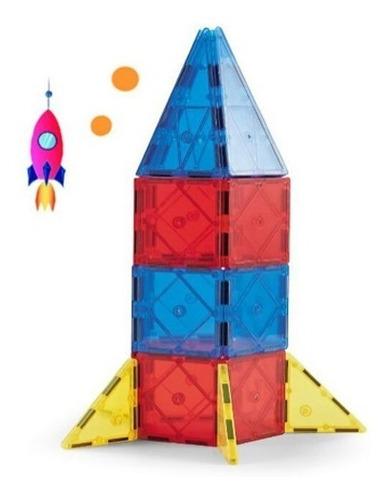 juguete block magnético armable didáctico con envío.