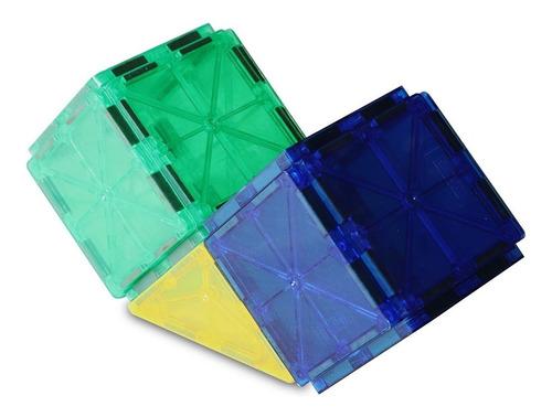 juguete bloques magnéticos magneti block 100 piezas
