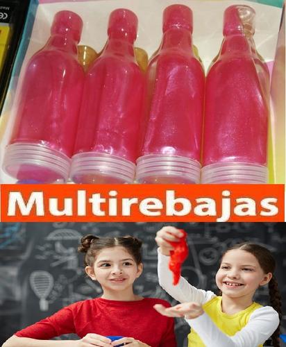 juguete botella slime
